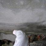 après injections de résine, les trous sont rebouchés par une entreprise de traitement de l'humidité à tourcoing