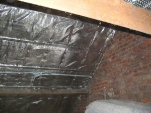 entreprise de pose d'isolant sous toiture et dans les comble pour des économies d'énergies dans le nord - nord-humidite.com
