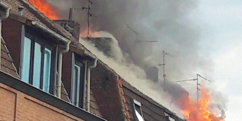 Pour éteindre un incendie les pompiers utilisent beaucoup d'eau. L'humidité dans les murs, les poutres et les planchers occasionnent l'apparition de moisissures et champignons graves, Assécher l'habitation par déshumidification est impératif et urgent